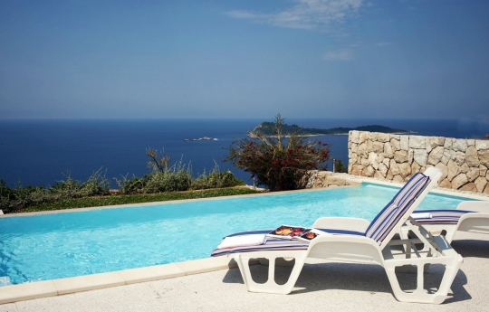 Stone villa with three apartments, Konavle Cavtat